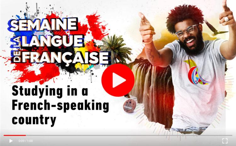 Jour 2 : Faire ses études en pays francophone
